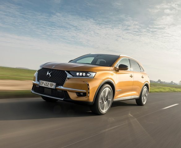 DS line-up to go electric or hybrid by 2025
