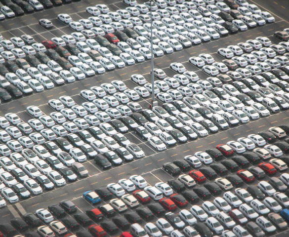 EU car registrations up 2.9% in H1 following record June