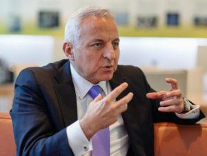 Tufan Erginbilgic, chief executive of BP's Downstream business