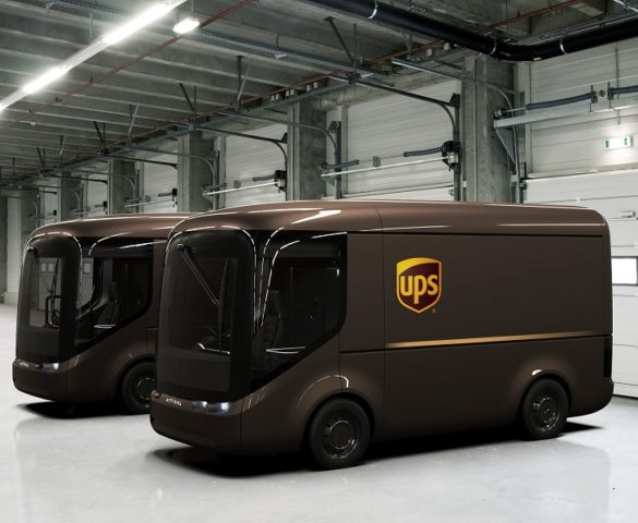 UPS and Arrival to roll out electric delivery fleet