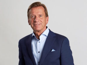 Hakan Samuelsson, president and chief executive of Volvo Cars