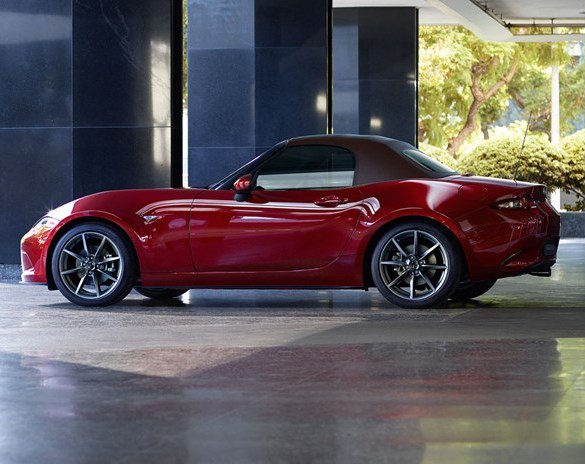 More power and safety kit for 2019 Mazda MX-5