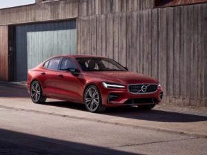 The new Volvo S60