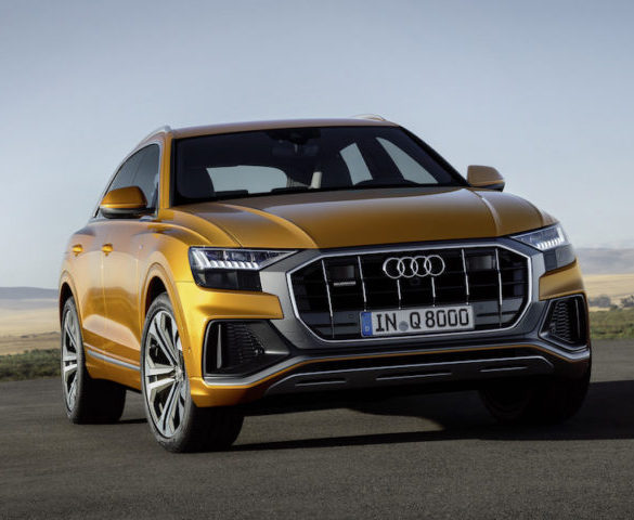 Audi Q8 brings fight to BMW X6