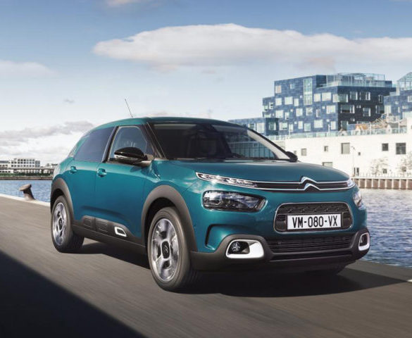 First Drive: Citroën C4 Cactus