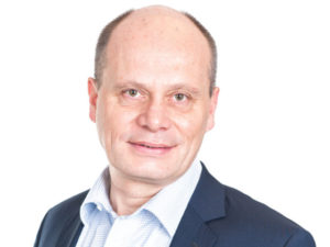 BCA's European CEO Jean-Roch Piat
