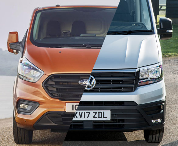 Volkswagen and Ford talks could lead to joint vans