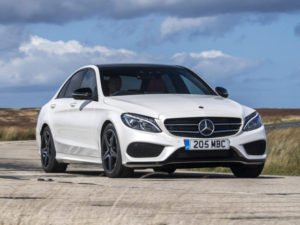 Germany's transport ministry said the C-Class C220d was affected
