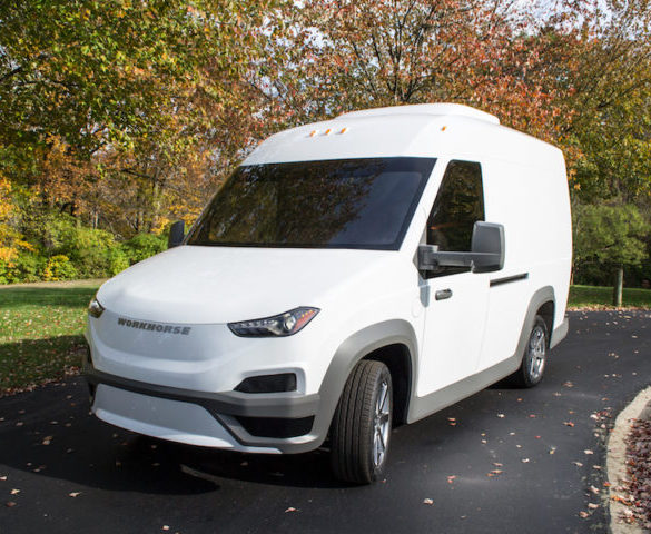 UPS to buy extra 950 electric vans from Workhorse