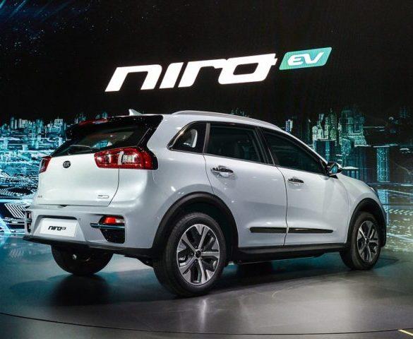 Kia Niro EV to offer 450km range