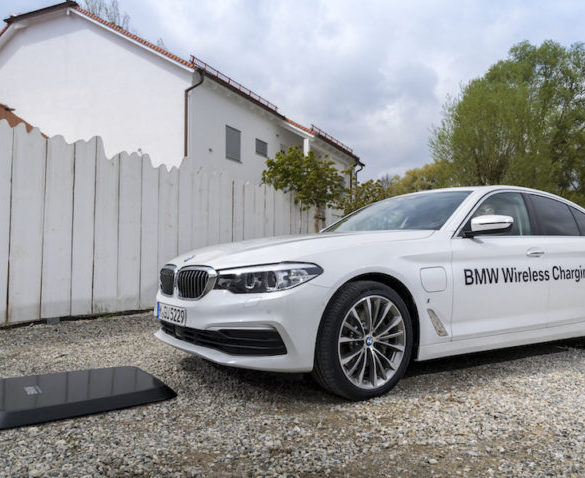 BMW to make EV charging easier than refuelling
