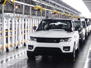 Manufacturer Profile Jaguar Land Rover International Fleet World