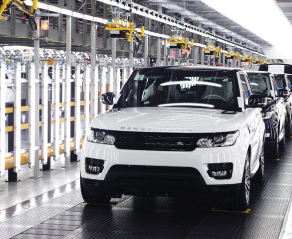 Manufacturer Profile: Jaguar Land Rover