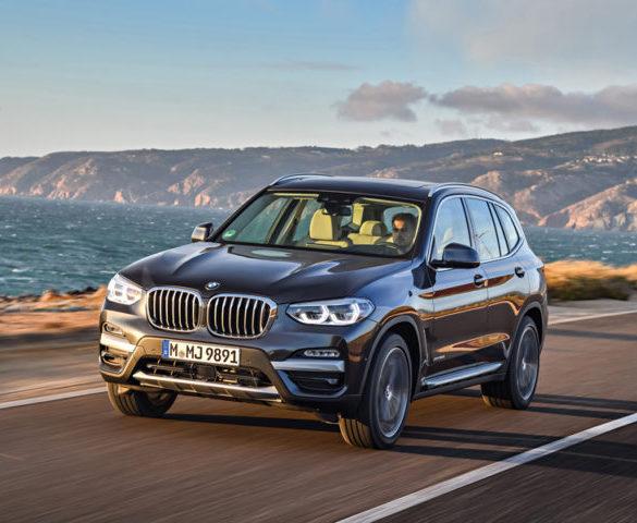 First Drive: BMW X3