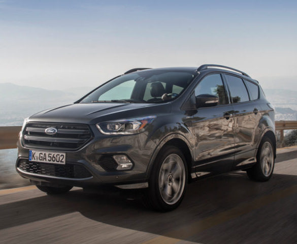 Road Test: Ford Kuga ST-Line