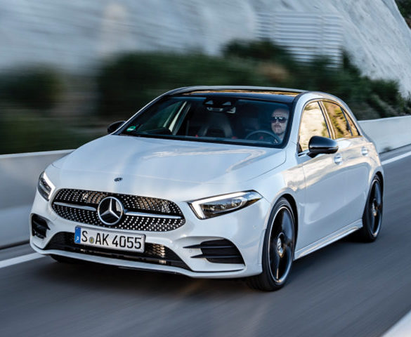 First Drive: Mercedes-Benz A-Class
