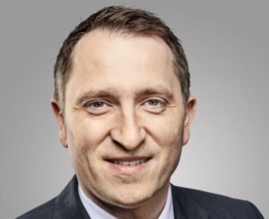 Nico Gabriel, managing director of Sixt's new 'Sixt X' new mobility division