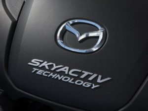 Mazda sees combustion engines as a core technology for the near future