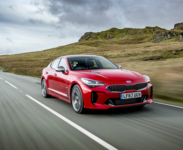 Road Test: Kia Stinger GT