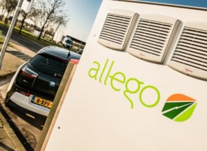Meridiam has acquired Dutch EV charging firm Allego