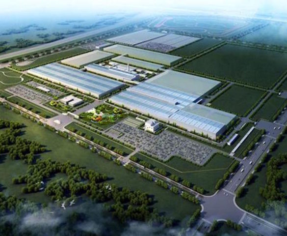 Magna and BJEV to build EVs in China