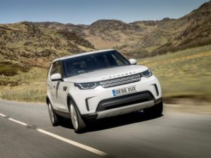 The Land Rover Discovery has been built at Solihull since 1989.