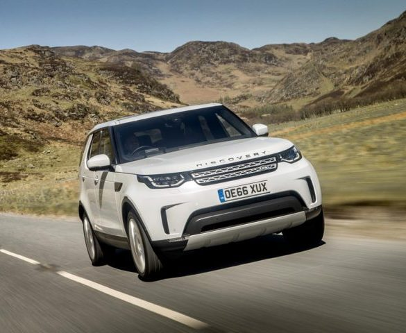 Land Rover moves Discovery production to Slovakia
