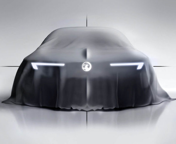 Opel concept to redefine brand