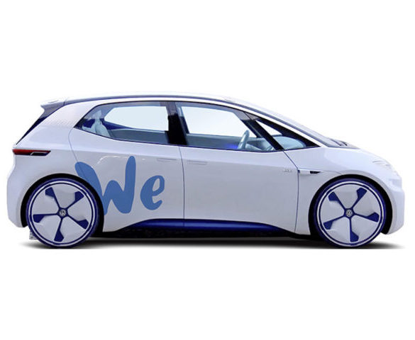 Volkswagen to offer electric car sharing globally from 2020