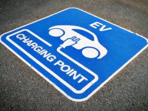 The ACEA report says the number of charging points must increase radically to enable new car and van CO2 targets