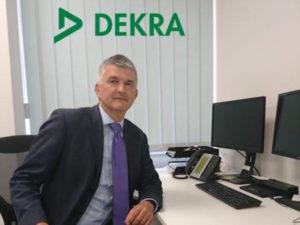 Paul Bradbury appointed MD at Dekra Automotive