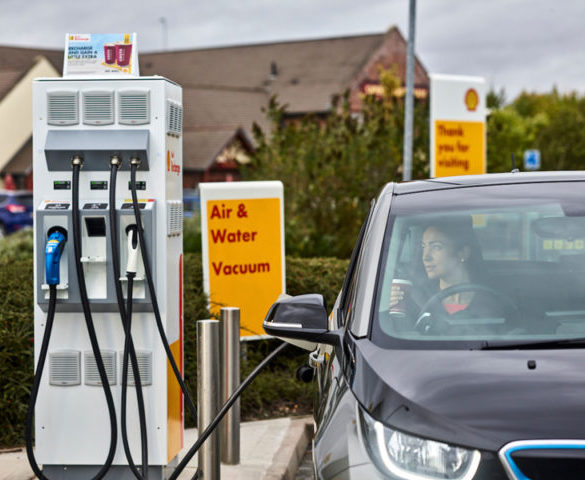 New powers to help UK develop 'world-leading EV charging network'