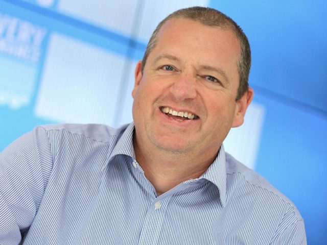 William Salter, managing director of Paragon Software Systems