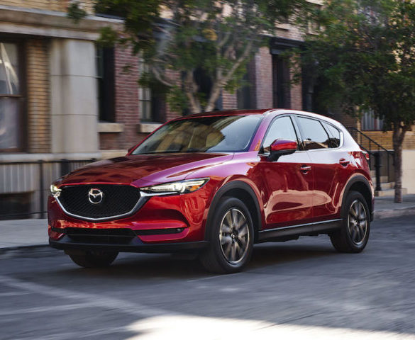 Mazda CX-5 gets AdBlue system to cut NOx