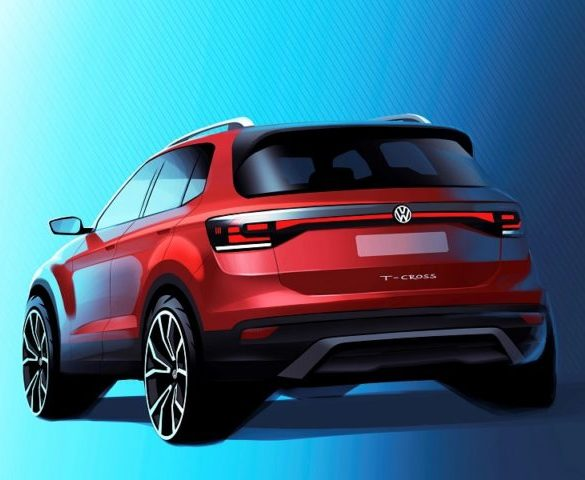 Volkswagen previews Polo-sized SUV
