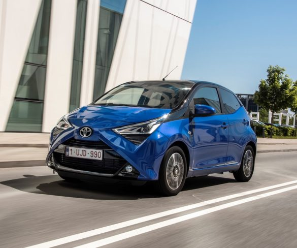 First Drive: Toyota Aygo