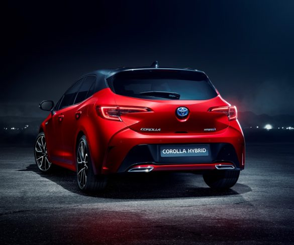 Toyota revives 'Corolla' name in Europe