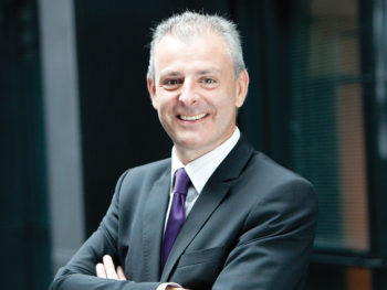 Bart Beckers, chief commercial officer of Arval