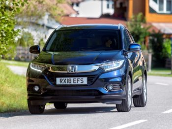 The 2019 Honda HR-V