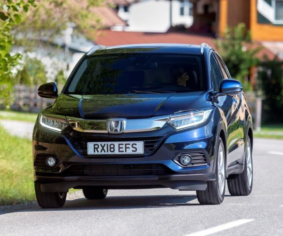 Updated Honda HR-V launches without diesel