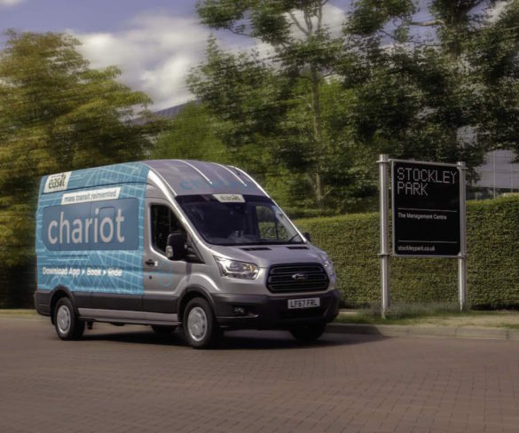 Ford ride-share solution starts targeting businesses