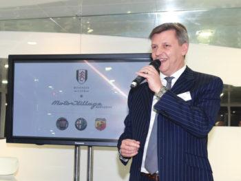 Tony Dittli, Group PSA director international B2B operations, VP