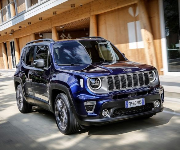 First Drive: Jeep Renegade