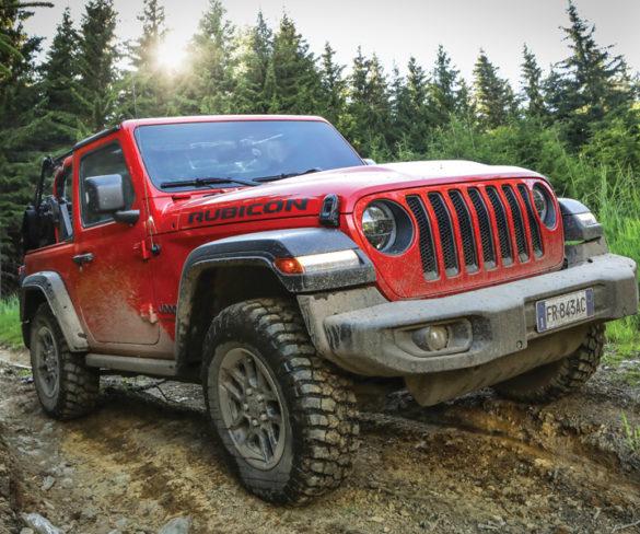 Spotlight: Jeep Wrangler