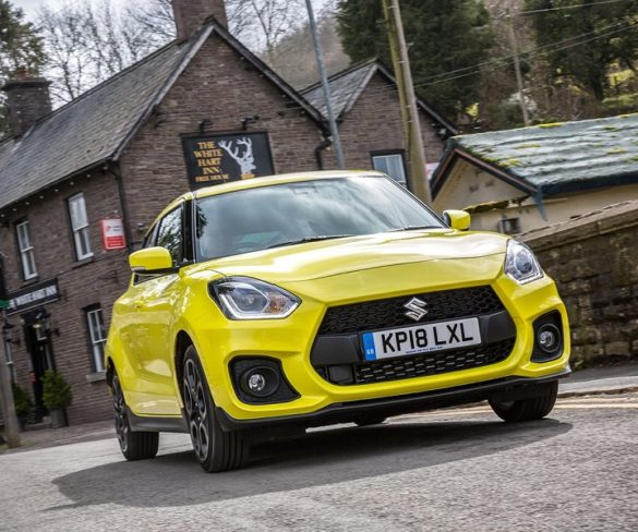 First Drive: Suzuki Swift Sport