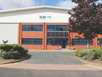 Trakm8's new manufacturing facility