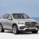 New Mercedes-Benz GLE brings extra space and tech