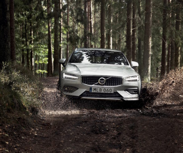 Volvo V60 Cross Country brings offroad capabilities