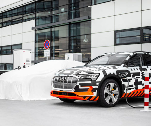 Audi E-Tron Charging Service to bring access to 72,000+ charging points
