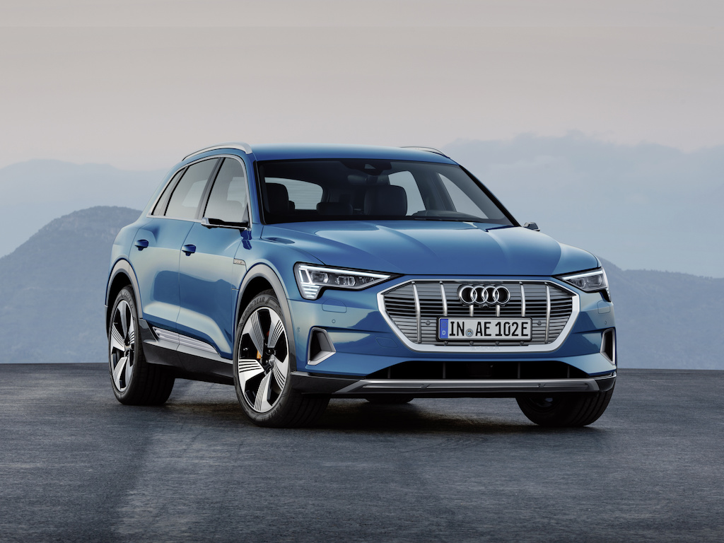 Audi Embarks On EV Offensive As ETron Premieres International - Audi ev
